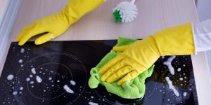 piano a induzione come pulire