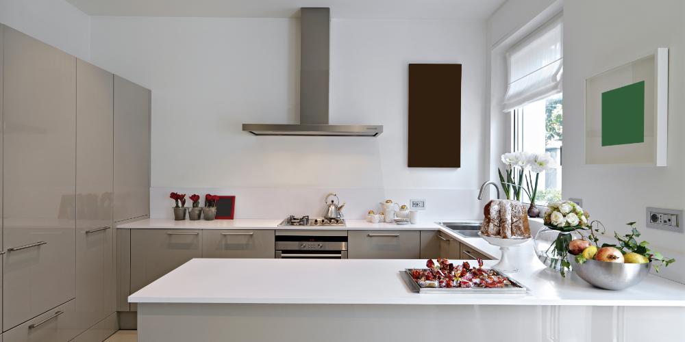 I Vantaggi Del Piano Cottura Aspirante Per Una Cucina Di Design Fabbrica Mobili Rosa Cucine